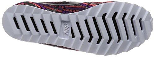 Nike 885026-001 - Zapatillas de deporte Mujer Negro (Black / Black / Hot Lava / White)