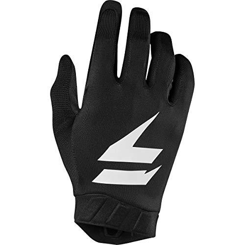 2019 Shift Black Label Air Gloves-Black/White-L