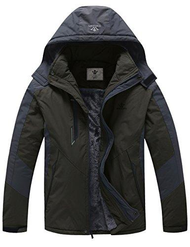 Zip Front Ski Jacket - 5