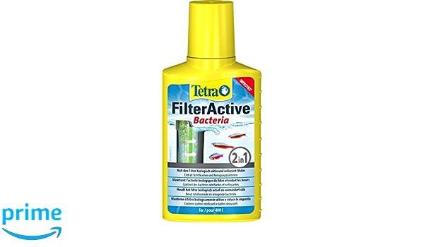 Tetra FilterActive 247031 Limpiador acuarios, 100 ml: Amazon.es: Productos para mascotas