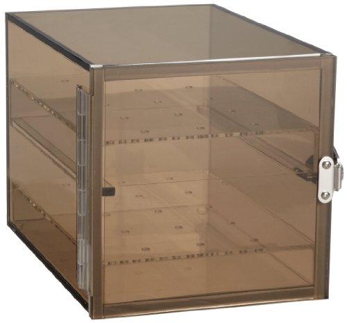 Bel-Art Bronze Acrylic Desiccator Cabinet; 0.21 cu. ft. (F42064-0001) (Bronze Sp Cabinet)
