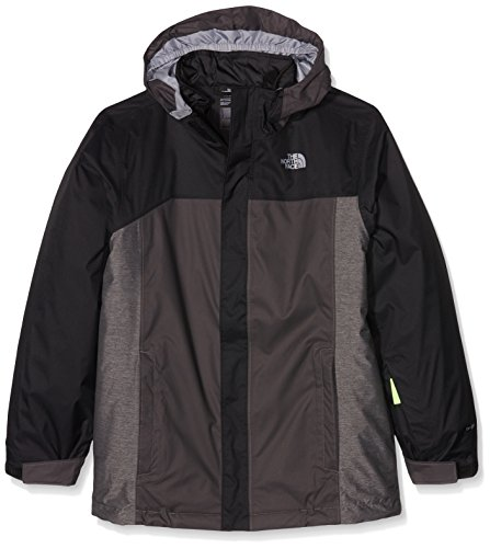 North Face BOYS' BOUNDARY TRICLIMATE JACKET color: TNF BL...