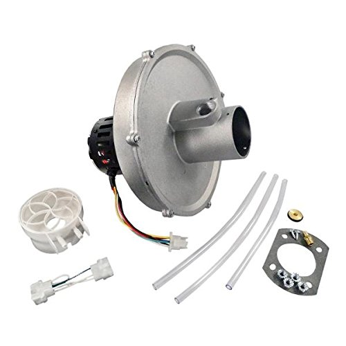 Pentair 77707-0251 Combustion Air Blower Replacement Kit Pool and Spa Natural Gas Heater by Pentair