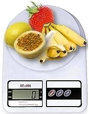 Balança De Cozinha Digital Eletrônica de Precisão - 1g Até 10kg