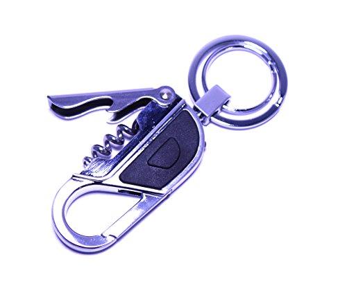 mehr classic led corkscrew bottle opener attachable key chain simple elegant durable multi. Black Bedroom Furniture Sets. Home Design Ideas