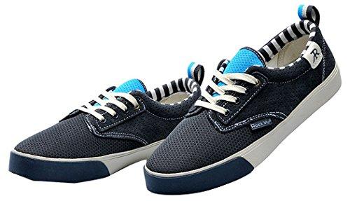 Rock Me Men/Women Multicolored Mesh Black Shoe 9.5 D(M) US/10.5 B(M) US