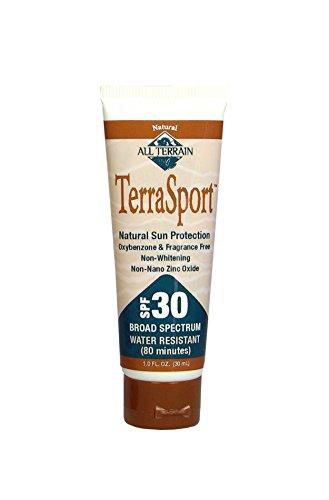 All Terrain TerraSport SPF30 Oxybenzone-Free Natural Sunscreen Lotion, - Online Miami Shopping