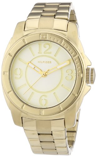 Tommy Hilfiger Kelsey 3-Hand Analog Gold Women's watch #1781139