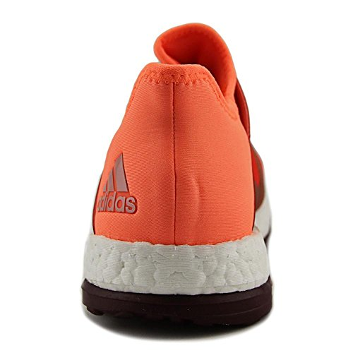 Adidas Performance Womens Pureboost Xpose Scarpa Da Corsa Energy / Glow Orange / Marrone