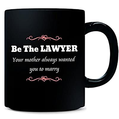 Lawyer Graduation Gift Idea Law School Lady Graduate Student - Mug