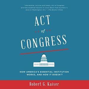 Act of Congress Audiobook