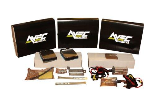XtremeLite Premium High Beam Headlights 9004 6,000K Xenon HID Kits - 1991 Suzuki Swift