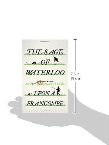 Amazon com: The Sage of Waterloo: A Tale (9780393246919): Leona
