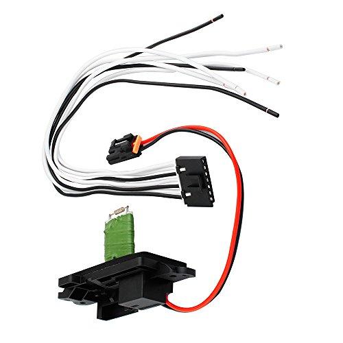 вентилятор Podoy 973-405 Blower Motor Resistor