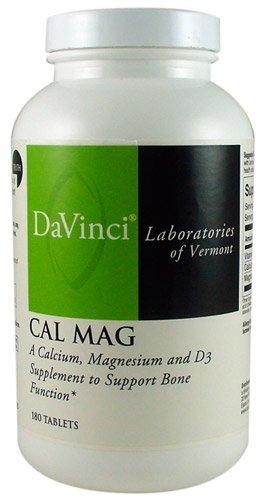 - DaVinci Laboratories Cal Mag 180 Tabs