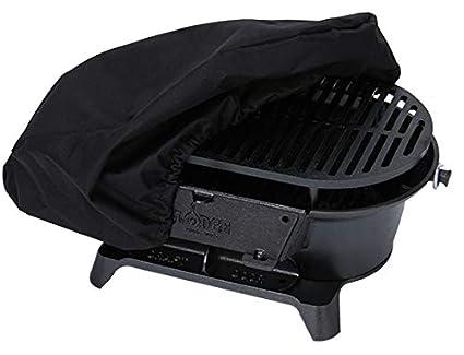 Amazon.com: Lodge L410, parrilla transportable a carbó ...