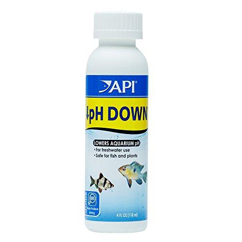 er Aquarium Water pH Reducing Solution 4-Ounce Bottle ()