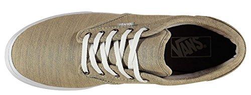 Vans - Zapatillas de Lona para mujer oro Gold Metallic