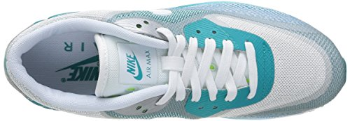 Gry trb mtllc Baskets Lt Gris Bs Nike Slvr white C3 Max Wmns Basses 90 Air 0 Femme xwqa6Y7