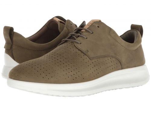 ECCO(エコー) メンズ 男性用 シューズ 靴 スニーカー 運動靴 Aquet Perf Tie - Grape Leaf [並行輸入品] B07C8GJ1K5