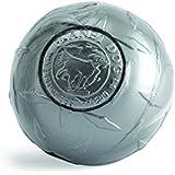 Planet Dog Orbee-Tuff Diamond Plate Orbee Ball, Silver