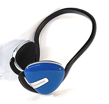 Insignia Wireless On-Ear Headphones NS-CAHBT02-BL Blue – Pre-Owned