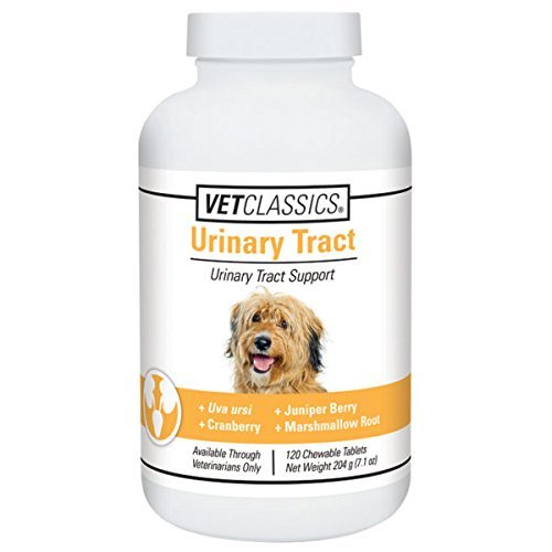 Vet Classics Canine Urinary Tract Support (120 -