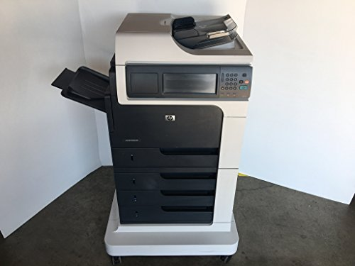 Certified Refurbished HP LaserJet M4555F 4555 CE503A Laser Printer Copier Fax Scanner with toner & 90-day Warranty CRHPM4555f ()