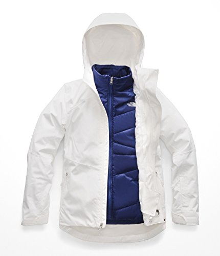 The North Face Women's Clementine Triclimate Jacket - TNF White - L ()