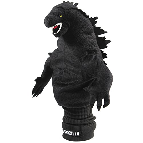 Godzilla Golf Head Cover Fits Drivers Woods Up - Driver Protector