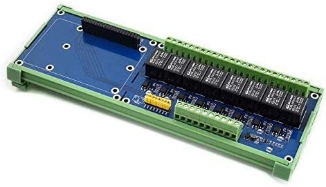 ALLPARTZ Waveshare Raspberry Pi 8-ch Relay Expansion Board