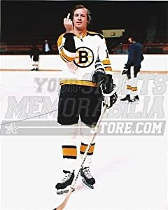 Wayne Cashman Boston Bruins middle finger 8x10 11x14 16x20 photo 311 - Size 8x10