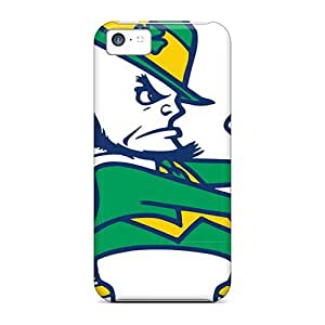 New Notre Dame Tpu Case Cover, Anti-scratch LauraGroff-Y Phone Case For Iphone 5c