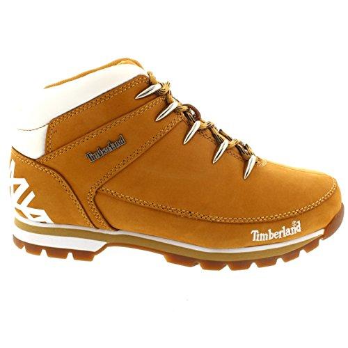 Mens Timberland Euro Sprint Casual Wheat Walking Hiking Stivaletti-grano