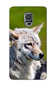 Ideal Freshmilk Case Cover For Galaxy S5(three Brother Wolves ), Protective Stylish Case