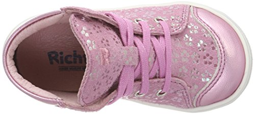 Richter Regina Kinderschuhe Taille Or Candy Pink Fille Derbys S Unique rSrdwq