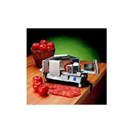 "Nemco Easy Tomato Slicer 3 Material: aluminum 1/4"" slice thickness Compact size"
