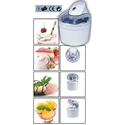 Multistar MBL1380 Ice Cream Maker 220-240 Volt/ 50-60 Hz (INTERNATIONAL VOLTAGE & PLUG) FOR OVERSEAS USE ONLY, WILL NOT WORK IN THE US, OUR PRODUCT ARE BRAND NEW, WE DO NOT SELL USED OR REFURBISHED.