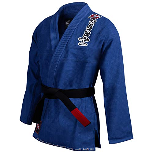 (Hayabusa Pro Jiu Jitsu Gi - Jacket ONLY (Blue, A3))