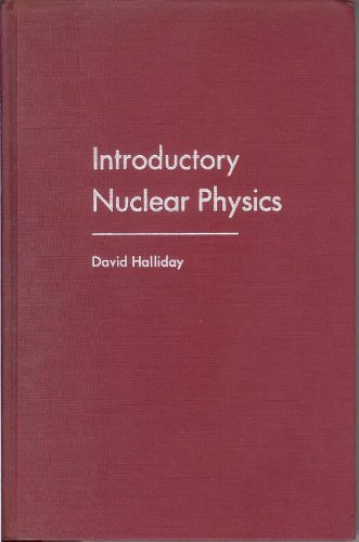 Krane Introductory Nuclear Physics Pdf