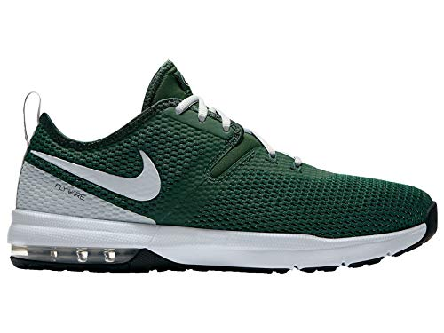 Nike NFL Air Max Typha 2 - Men's New York Jets Nylon Training Shoes 11 D(M) US Green/White