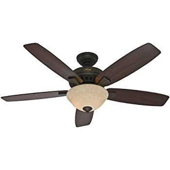 Hunter fan company 53176 banyan 52 inch ceiling fan new bronze hunter fan company 53176 banyan 52 inch ceiling fan new bronze aloadofball Images