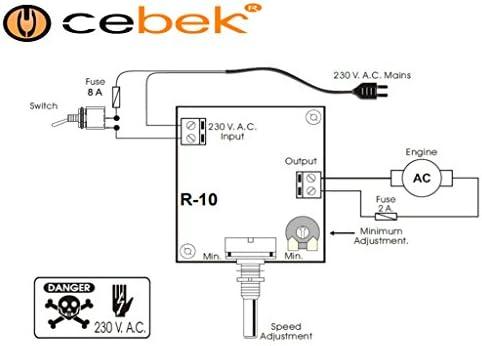CEBEK R10: Amazon.es: Bricolaje y herramientas