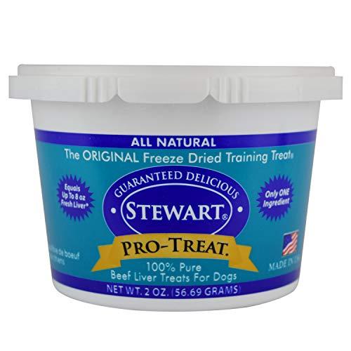 - Stewart Freeze Dried Treats