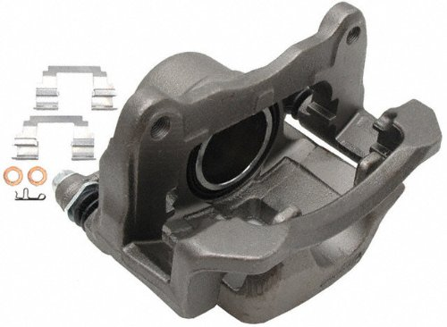 Raybestos FRC11386 Professional Grade Remanufactured, Semi-Loaded Disc Brake Caliper - Front Reman Brake Calipers