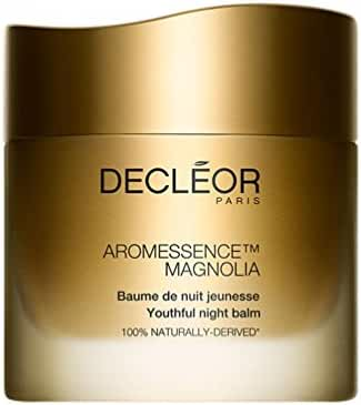 Decleor Aromessence Magnolia Youthful Night Balm, 0.5 Ounce