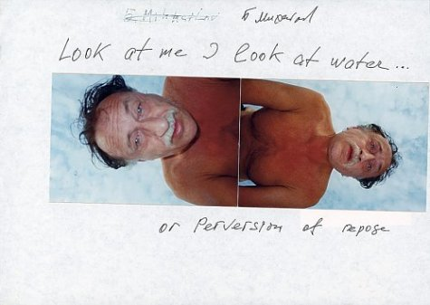 Read Online Boris Mikhailov: Look At Me, I Look At Water...Or Perversion Of Repose PDF