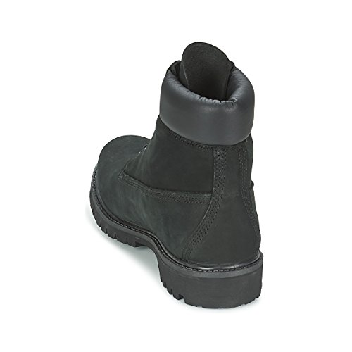 Black Timberland 6 Premium Inch Homme Nubuck Bottes Waterproof ZxSvYwFxq
