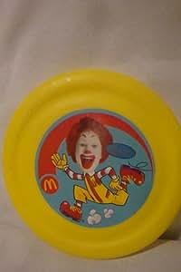 Collectible Ronald McDonald Mini Frisbee