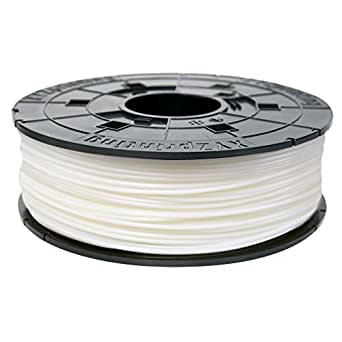 XYZprinting RF10XXEUZZE Filamento ABS, 600 g, Blanco